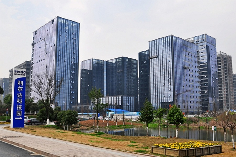 利尔达集团总部大楼